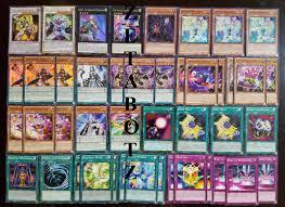 yugioh magician deck 44 cards arcanite enlightenment paladin