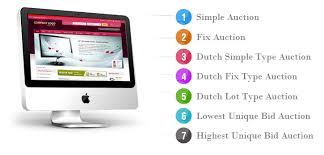 bid auction websites auction software auction script aj auction pro