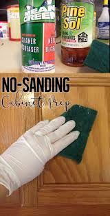 how to paint wood cabinets without sanding how to paint cabinets without sanding rehab dorks