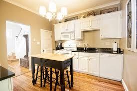 granite kitchen island table traditional kitchen with breakfast bar hardwood floors in