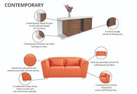 contemporary vs modern furniture u2013 breaking the myth