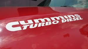 Dodge Cummins Truck Decals - 2500 dodge cummins diesel for sale only 3 left at 65