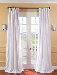 White Faux Silk Curtains Java Grommet Blackout Faux Silk Taffeta Curtain Ptch Bo190912 108