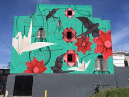Mural Art Designs by 2017 Streetspark Murals