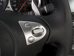 nissan 370z steering wheel nissan 370z 2009 pictures information u0026 specs