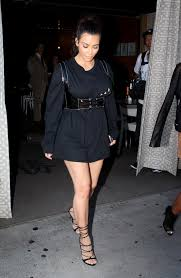 kim kardashian says she wears u0027half u0027 of kanye u0027s closet