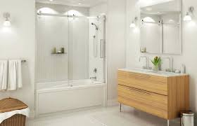 Tub With Shower Doors Bathroom Tub Sliding Glass Doors Bathroom Tub Glass Doors Medium