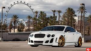customized bentley dub magazine bentley gt on 22