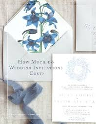 wedding invitations costco wedding invites cost how much do wedding invitations cost wedding