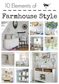 10 elements of farmhouse style town u0026 country living