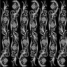 ornaments floral background black white stock photo colourbox