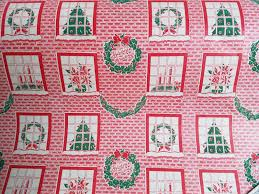 large rolls of christmas wrapping paper large 11 lb vintage store christmas wrapping paper roll