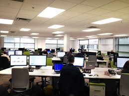 185 best open plan office images on pinterest office designs open plan office with lime color chair and pedestal cushion openplanoffice cubicles com