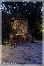 milton residence alpharetta ga the outdoor lights