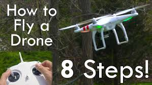 how to fly a drone not crash in 4k