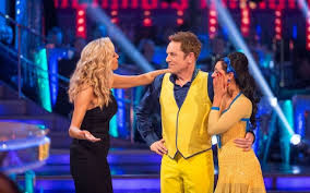 darcey bussell earrings brian conley bad mouths darcey and studio toilets after being sent