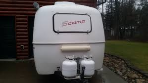 sold 2009 scamp trailer 13 ft in mn 9950 fiberglass rv u0027s