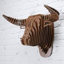 creative wood 9 colors creative wood animals crafts for home decor wall