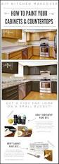 How To Clean Kitchen Cabinets Before Painting by Best 20 Painting Kitchen Cabinets Ideas On Pinterest Painting
