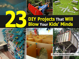 23 diy projects that will blow your kids u0027 minds
