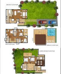 della villas in khandala mumbai price location map floor plan
