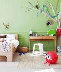 einfache wandgestaltung babyzimmer wandgestaltung fröhliches babyzimmer mit