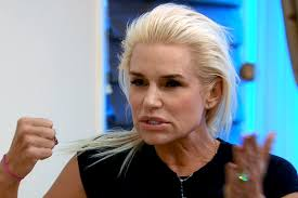yolanda foster back of hair yolanda brandi was in extreme pain the real housewives of