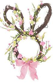 easter bunny wreath 36 gorgeous easter wreaths ideas for easter door decorations to make