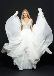 hayley paige 6510 roxanne wedding dress the knot