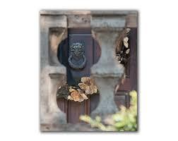 haunted mansion home decor haunted door photo etsy