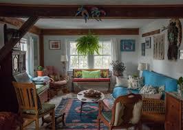 Writing Barn Ashfield Poet Susan Middleton U0027s Living Room Is On The Second Floor