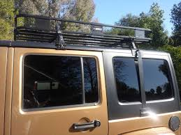 safari jeep craft surco safari hardtop rack for 97 06 jeep wrangler tj u0026 unlimited