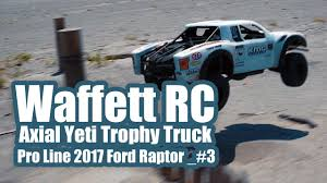 Ford Raptor Electric Truck - pilotfly h2 axial yeti trophy truck pro line 2017 ford raptor