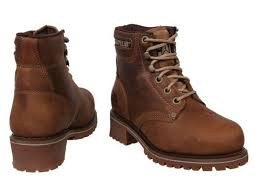 womens caterpillar boots uk womens caterpillar cat logger leather steel toe cap safety work