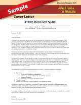 sample physician cover letters to a prospective employer umms umms