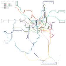 Seoul Map Seoul Metropolitan Subway U2014 Map Lines Route Hours Tickets