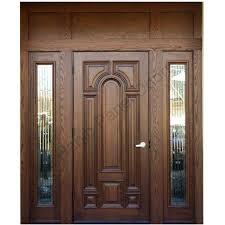 2 panel solid wood door hpd100 solid wood doors al habib panel