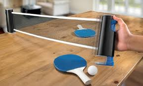 portable ping pong table cheap black series portable ping pong table kit hands on review