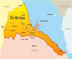 africa map eritrea eritrea accommodation beautiful africa holidays