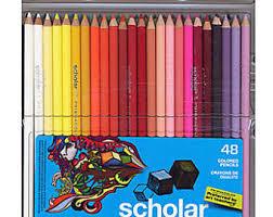prismacolor scholar colored pencils prismacolor scholar etsy