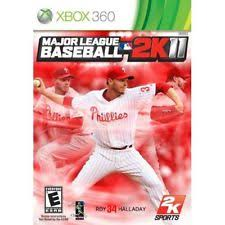 Backyard Sports Sandlot Sluggers Xbox 360 Microsoft Xbox 360 Baseball Video Games Ebay