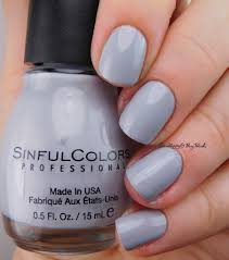 sinful colors be happy and buy polish