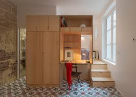 Trap Door To Basement A Tiny 17th Century Parisian Apartment With A Hidden Basement