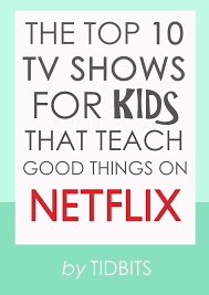Woodworking Shows On Create Tv by The Top 10 Tv Shows For Kids That Teach Good Things On Netflix