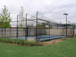 batting cage construction allsport america inc