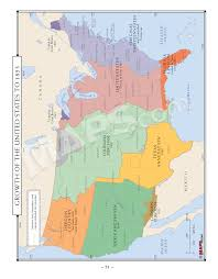 maps of united state united states history atlas maps
