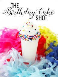 birthday cake martini recipe birthday cake shot blogiversary u2014 elle talk houston texas
