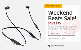 beats headphones on sale for 25 at the source beatsx for