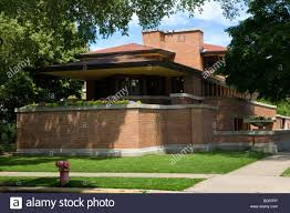 the robie house frank lloyd wright prairie style masterpiece