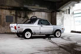 A Customized For The Street Subaru Brat Rare Indeed